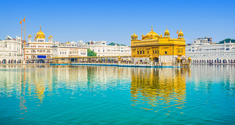 One Day Amritsar Local Sightseeing Trip by Car The Golden Temple