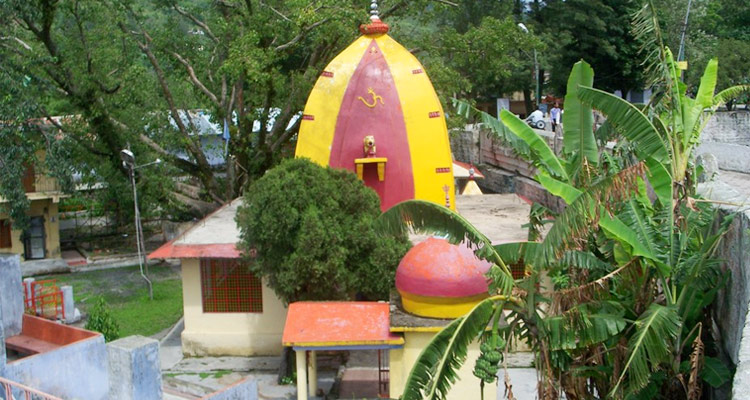 One Day Bhimtal Local Sightseeing Trip by Car Bhimeshwar Mahadev Temple
