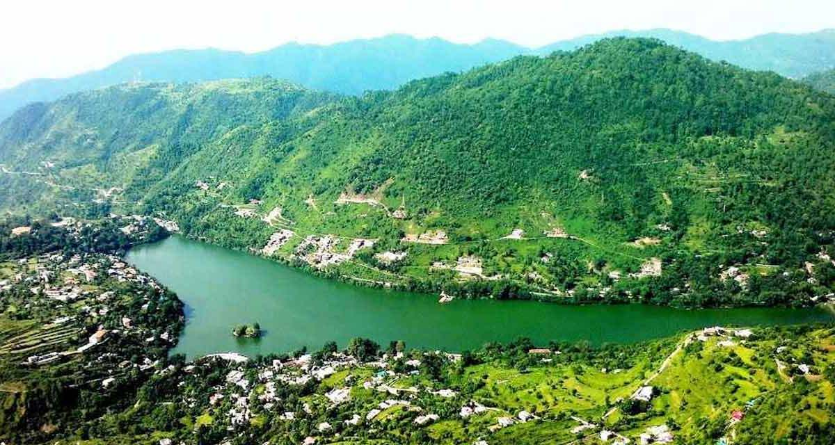 One Day Bhimtal Local Sightseeing Trip by Car Header