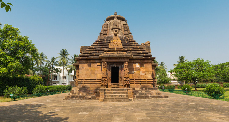 One Day Bhubaneswar Local Sightseeing Trip by Car Rajarani Temple