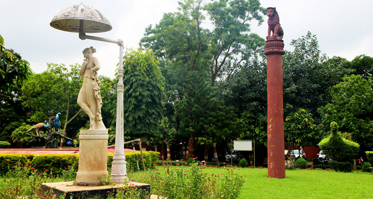 One Day Bhubaneswar Local Sightseeing Trip by Car State Museum
