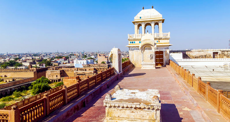 Package Glimpse One Day Bikaner Local Sightseeing Trip by Car