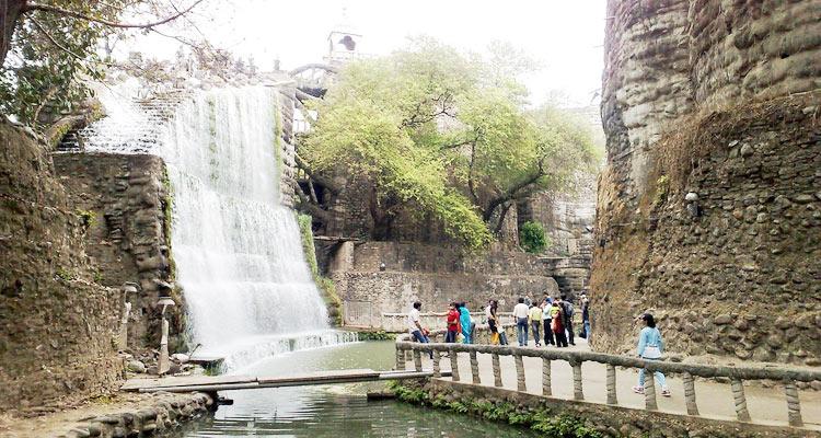 One Day Chandigarh Local Sightseeing Trip by Car Rock Garden