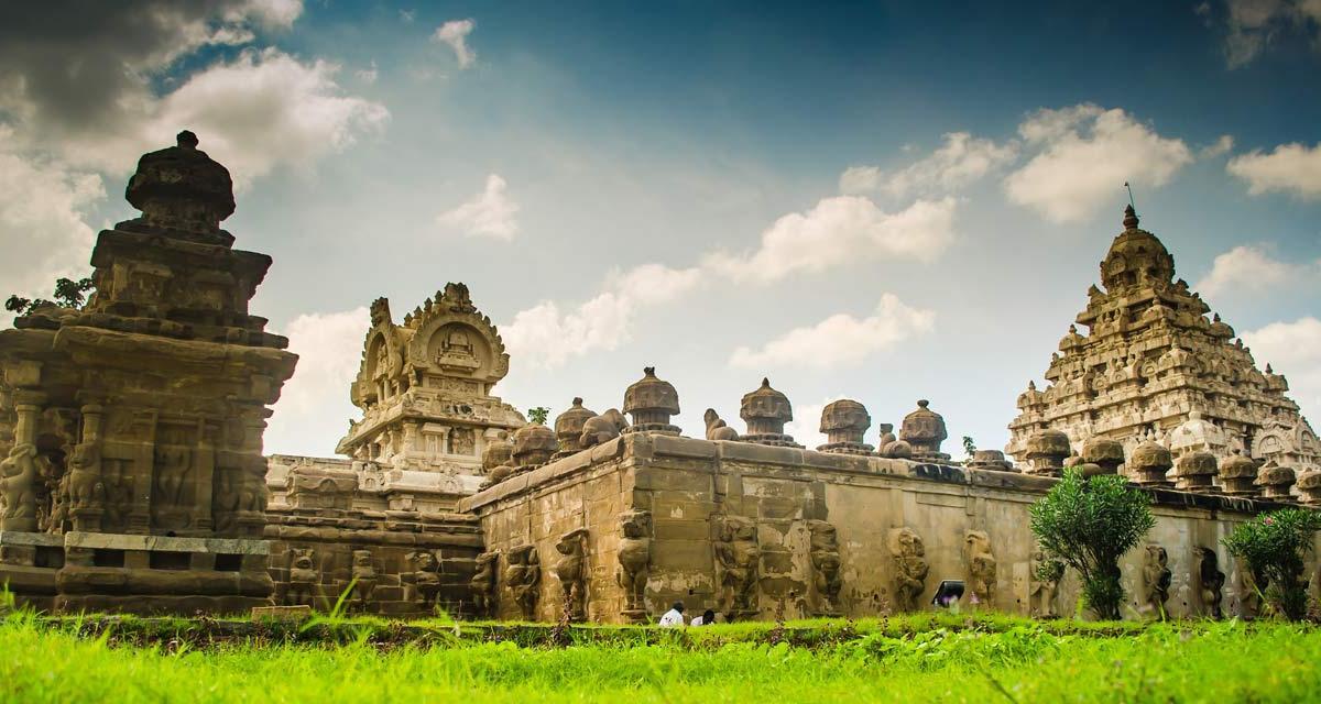 One Day Chennai to Kanchipuram Trip by Car Header