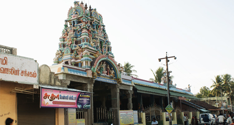 One Day Chennai to Thirunallar Trip by Car Karaikal ammaiyar