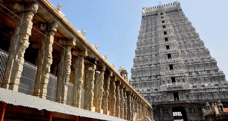 One Day Chennai to Tiruvannamalai Trip by Car Annamalaiyar Temple