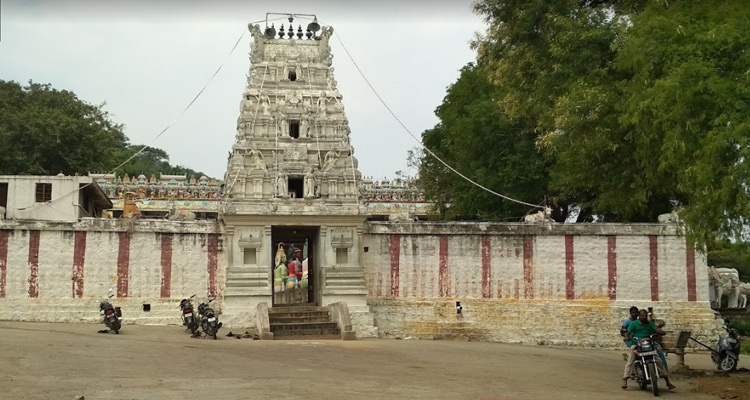 One Day Chennai to Tiruvannamalai Trip Pachaiamman Temple