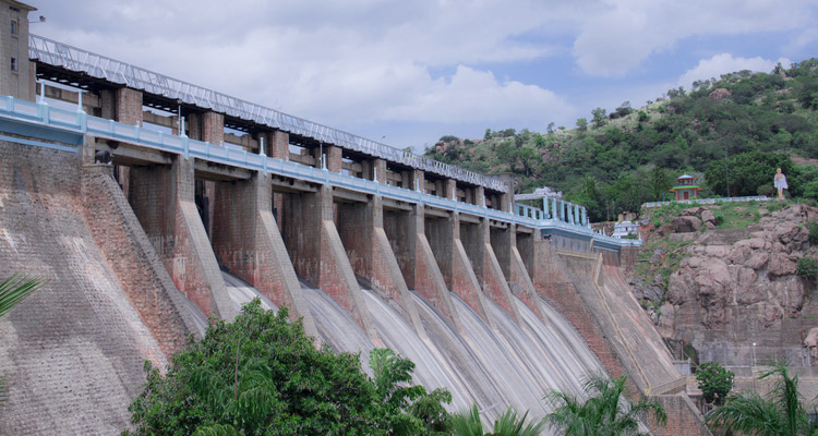 One Day Chennai to Tiruvannamalai Trip Sathanur Dam