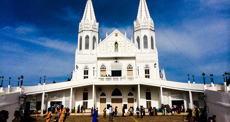 Package Glimpse of one day Chennai to Velankanni Tour