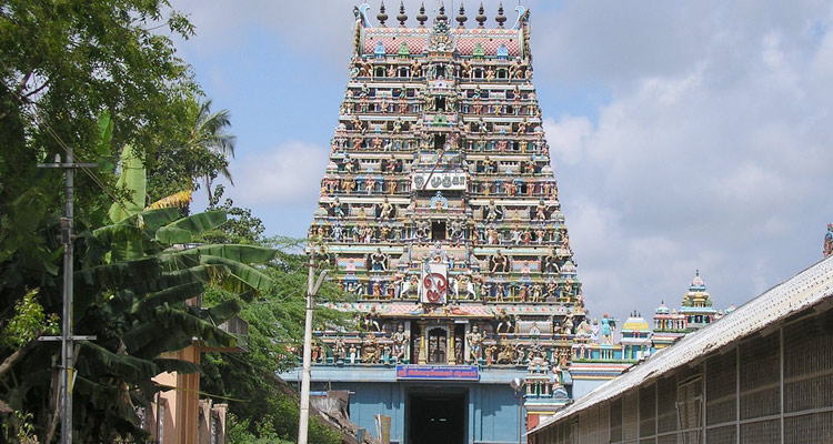 One Day Chennai to Velankanni Trip by Car Sikkal