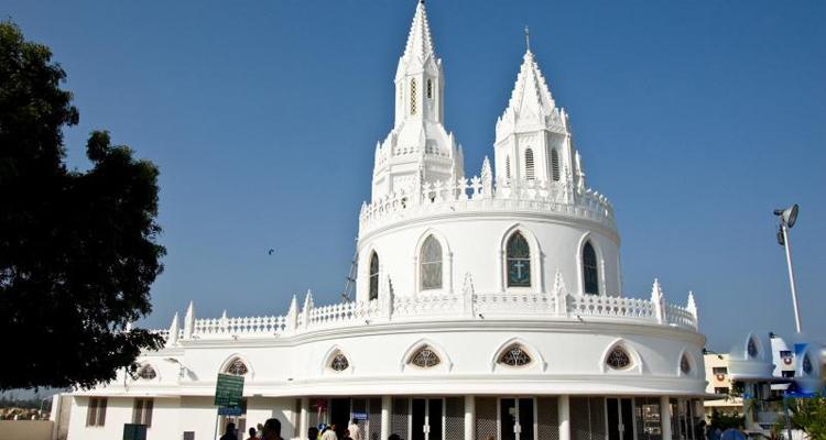 One Day Chennai to Velankanni Trip by Car Velankanni Museum