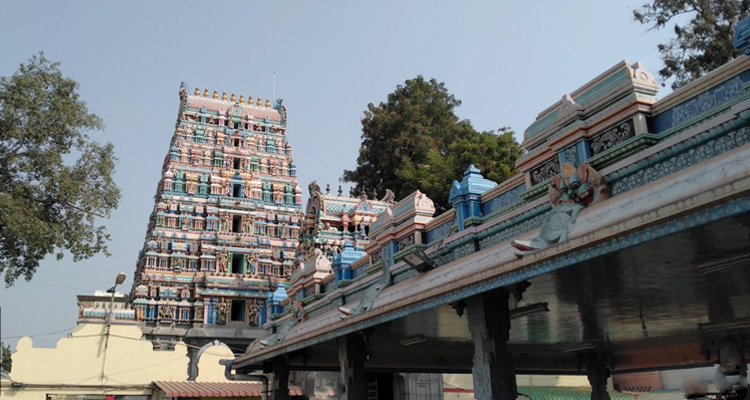 One Day Coimbatore Temple Trip by Car Koniamman Temple