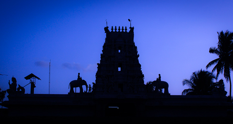 Package Glimpse One Day Coimbatore Temple Trip by Car