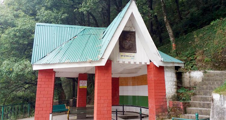 One Day Dalhousie Local Sightseeing Trip by Car Subhash Baoli