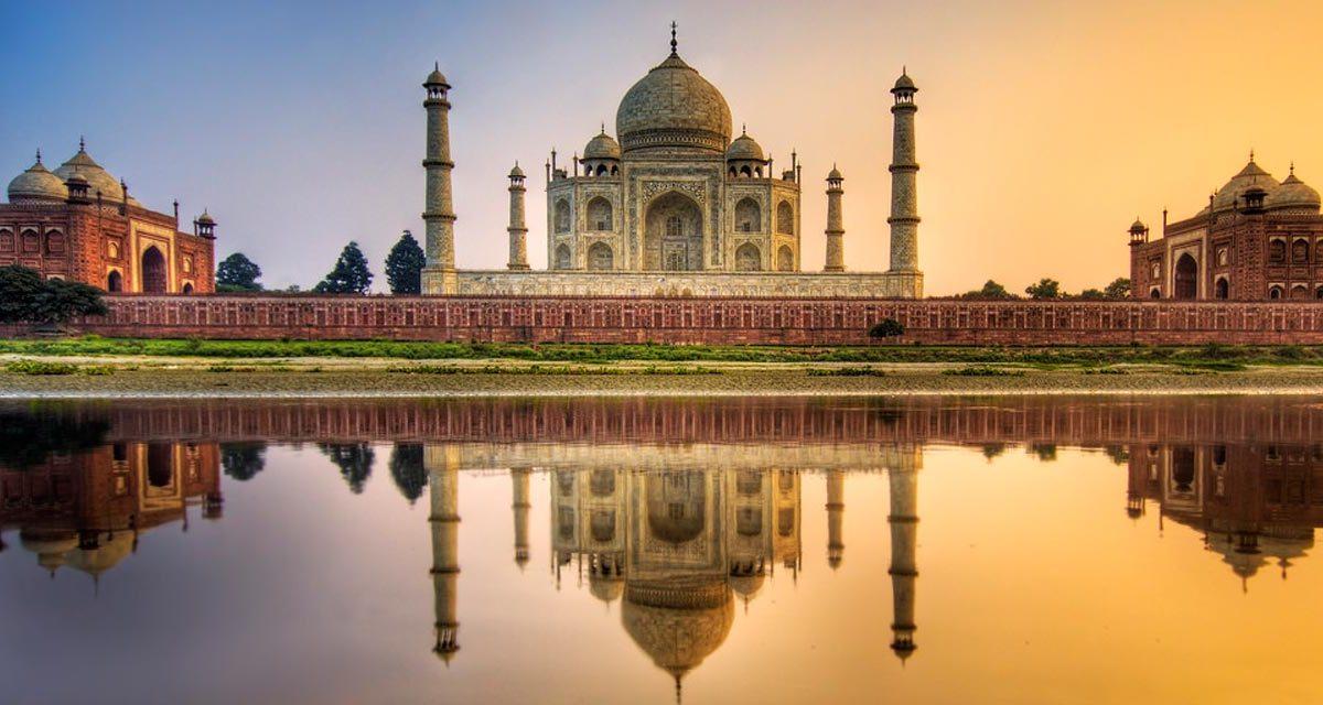 One Day Delhi to Agra Trip by Car Header