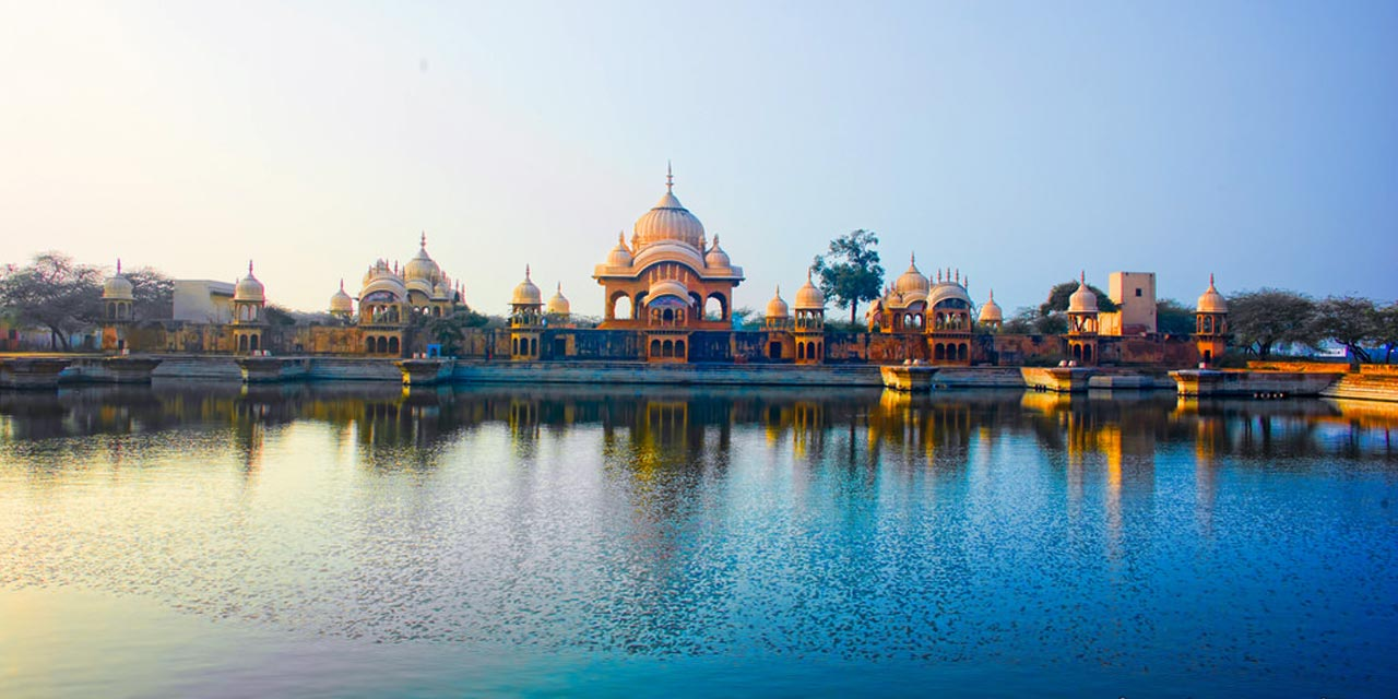 One Day Delhi to Mathura and Vrindavan Trip by Car