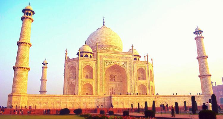 One Day Delhi to Taj Mahal Sunrise Trip by Car Taj Mahal