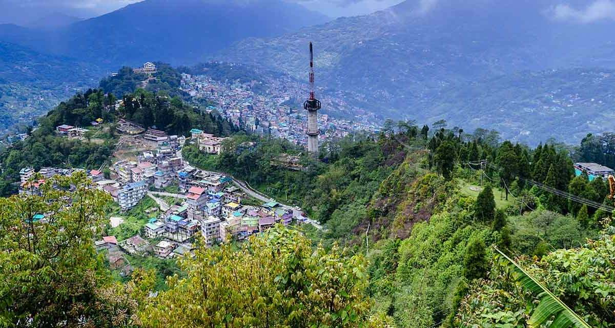 One Day Gangtok Local Sightseeing Trip by Car Header