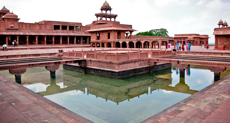 One Day Jaipur to Ajmer and Pushkar Trip by Car Fatehpur Sikri