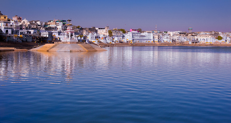 One Day Jaipur to Ajmer and Pushkar Trip by Car Pushkar Lake