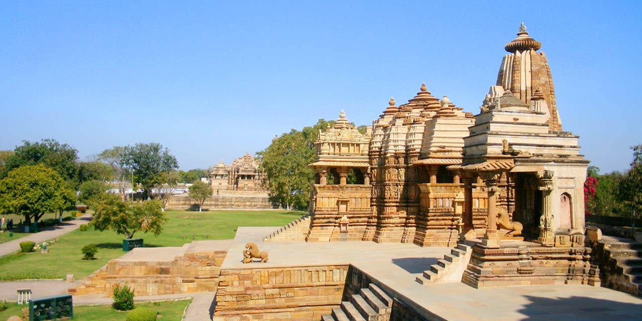 One Day Khajuraho Local Sightseeing Trip by Car