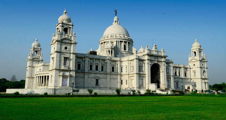 One Day Kolkata Local Sightseeing Trip by Car Victoria Memorial