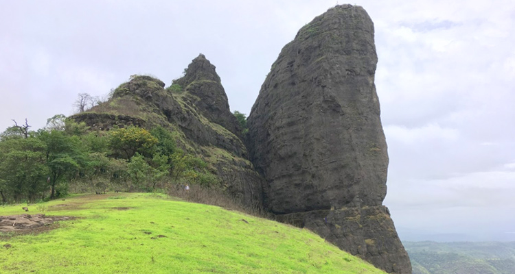 One Day Lonavala Local Sightseeing Trip by Car Duke's Nose