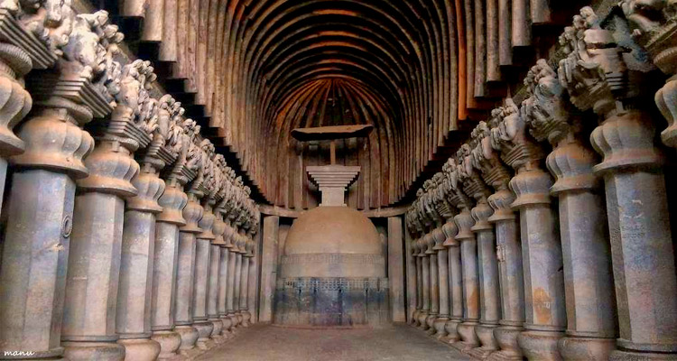 One Day Lonavala Local Sightseeing Trip by Car Karla Caves