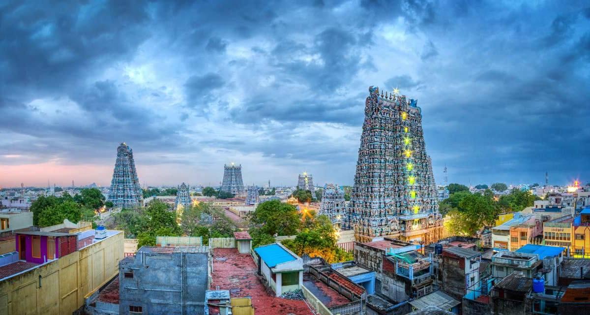One Day Madurai Local Sightseeing Trip by Car Header