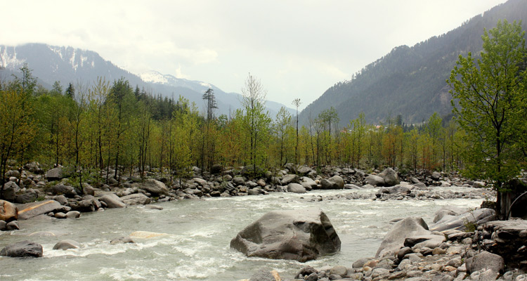 One Day Manali Local Sightseeing Trip by Car Van Vihar