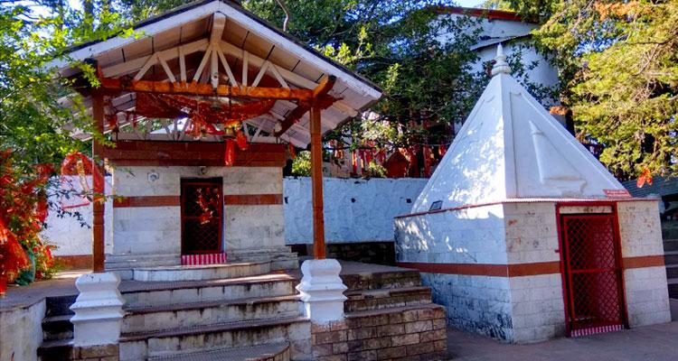 One Day Mukteshwar Local Sightseeing Trip by Car Mukteshwar Temple