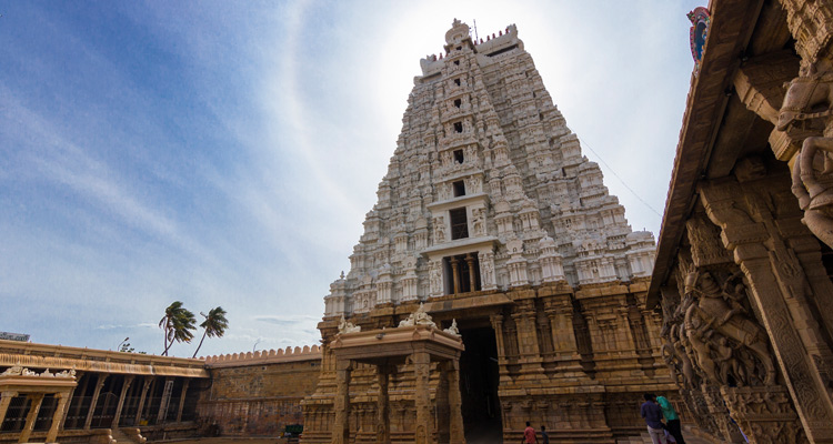 Sri One Day Mysore Local Sightseeing Trip by Car Ranganathaswamy Temple