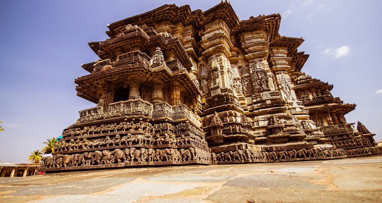 One Day Mysore to Belur and Halebidu Trip by Car Belur Chennakeshava Temple