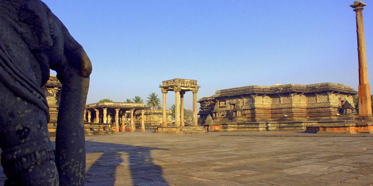 One Day Mysore to Belur and Halebidu Trip by Car Header