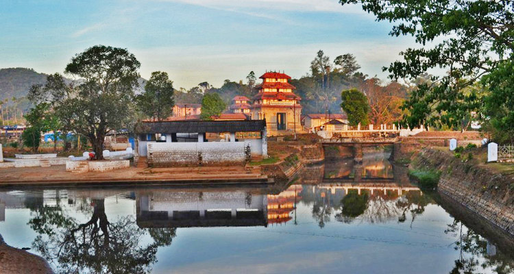 One Day Mysore to Coorg Trip by Car Bhagamandala Triveni Sangam