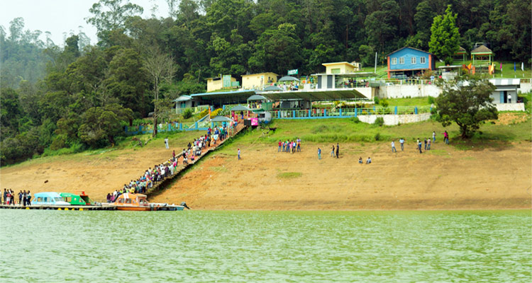 One Day Mysore to Ooty Trip by Car Pykara Boat House