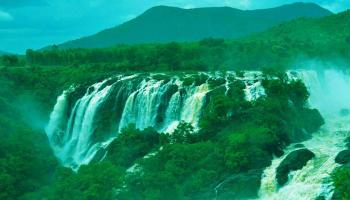 One Day Mysore to Shivanasamudra Falls Trip by Car Header