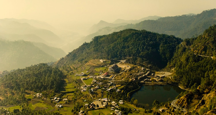 Package Glimpse One Day Nainital Local Sightseeing Trip by Car