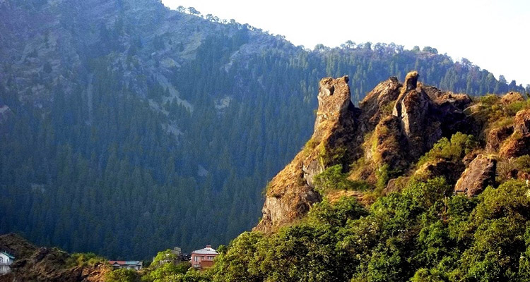 One Day Nainital Local Sightseeing Trip by Car Lovers point