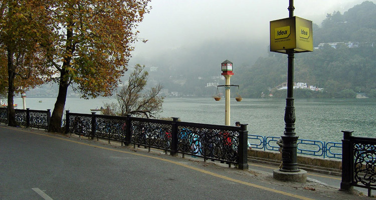 One Day Nainital Local Sightseeing Trip by Car Mall Road