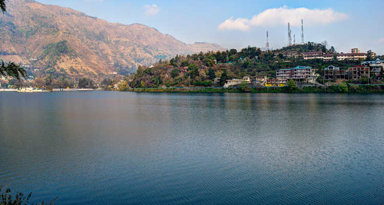 One Day Nainital Local Sightseeing Trip by Car Nainital Lake