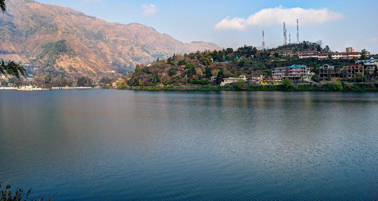 One Day Nainital Local Sightseeing Trip by Car Nainital Lake