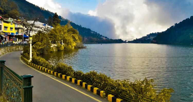One Day Nainital Local Sightseeing Trip by Car Thandi Sadak