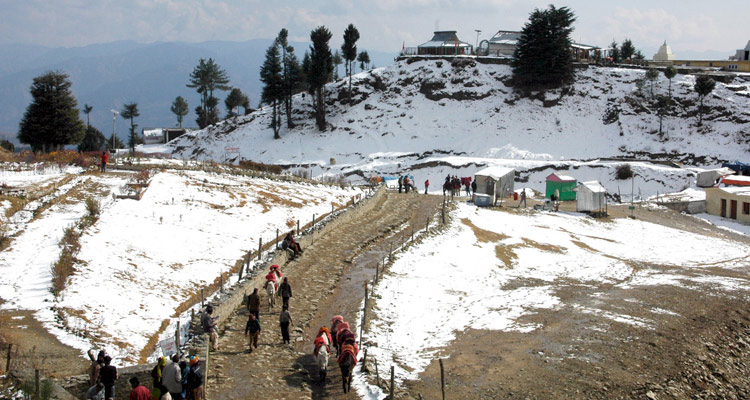 One Day Shimla & Kufri Local Sightseeing Trip by Car Kufri