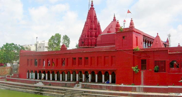 One Day Varanasi Local Sightseeing Trip by Car Durga Mata Temple and Bharat Mata Temple