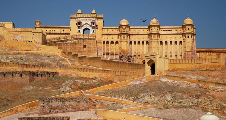1 Day Delhi to Jaipur Tour by Cab Amber Fort Jaipur