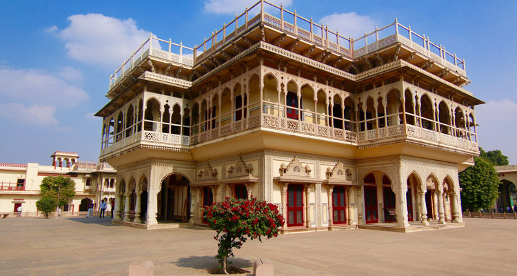 1 Day Delhi to Jaipur Tour by Cab City Palace Jaipur