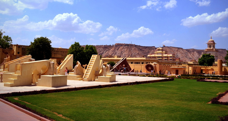 1 Day Delhi to Jaipur Tour by Cab Jantar Mantar Jaipur