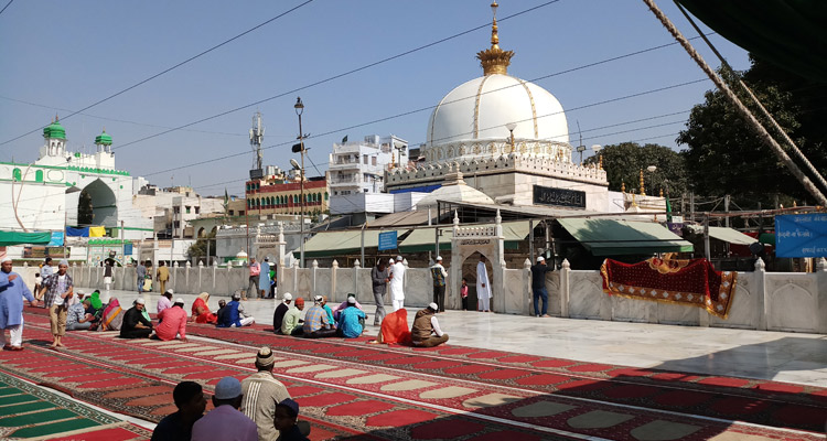 1 Day Jaipur to Ajmer & Pushkar Tour Dargah Sharif Ajmer