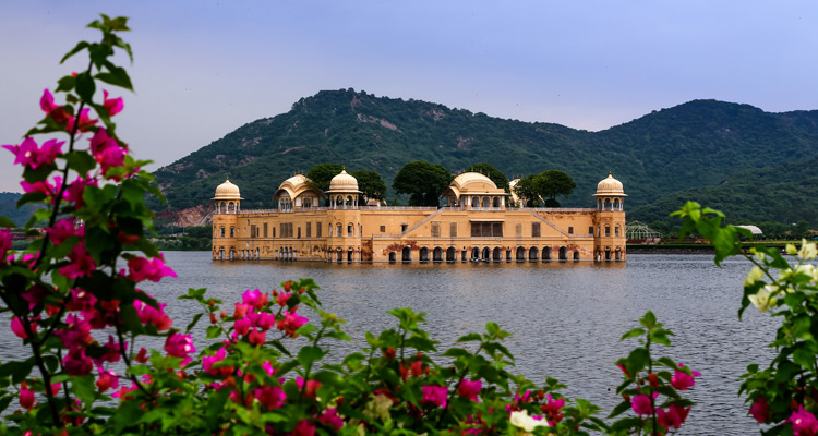 1 Day Jaipur to Ajmer & Pushkar Tour Man Mahal